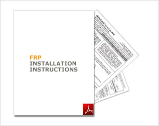 FRP/Cornicestone Installation Instructions PDF